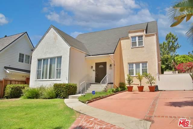 2941 Motor Avenue, Los Angeles (City), CA 90064 (#21763602) :: Mark Nazzal Real Estate Group