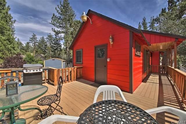405 Garrick Way, Big Bear, CA 92314 (#OC21144563) :: Eight Luxe Homes
