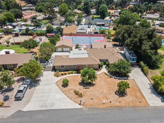 700 S Chaparro Road, Covina, CA 91724 (#WS21161010) :: The Marelly Group | Sentry Residential