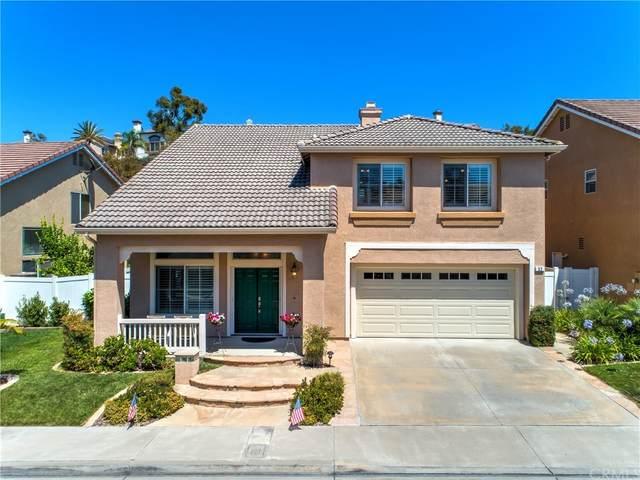 32 Sunny Slope, Rancho Santa Margarita, CA 92688 (#OC21159856) :: The Laffins Real Estate Team