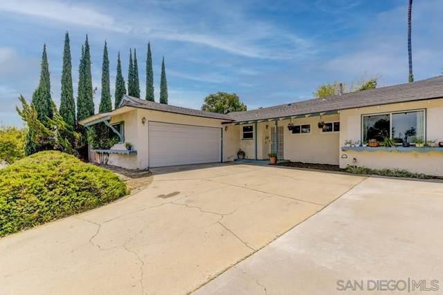8353 Lake Ashwood Ave, San Diego, CA 92119 (#210020736) :: The Kohler Group