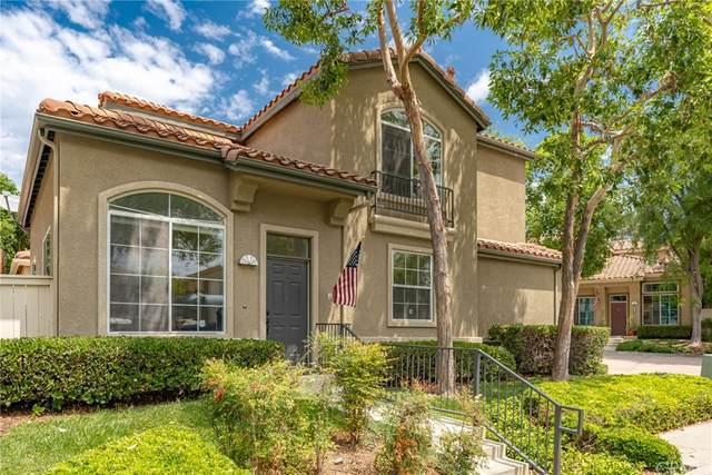 99 Calle De Felicidad, Rancho Santa Margarita, CA 92688 (#OC21157145) :: The Laffins Real Estate Team