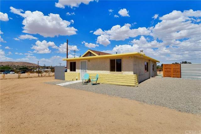 6559 Sunset Road, Joshua Tree, CA 92252 (#JT21154845) :: The Marelly Group | Sentry Residential