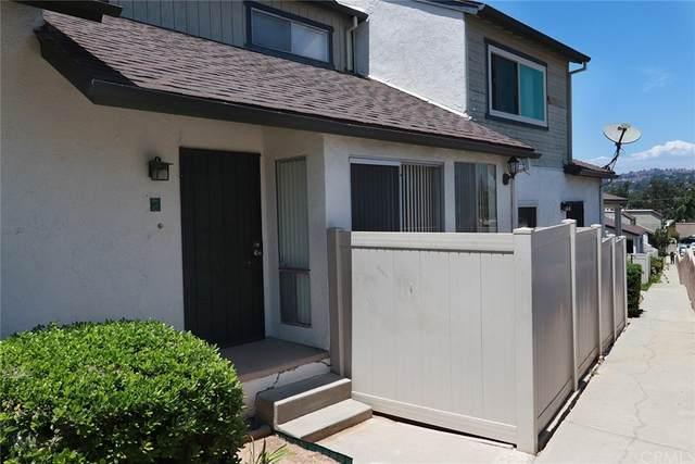 822 W Lambert Road C, La Habra, CA 90631 (#PW21159086) :: The Marelly Group | Sentry Residential
