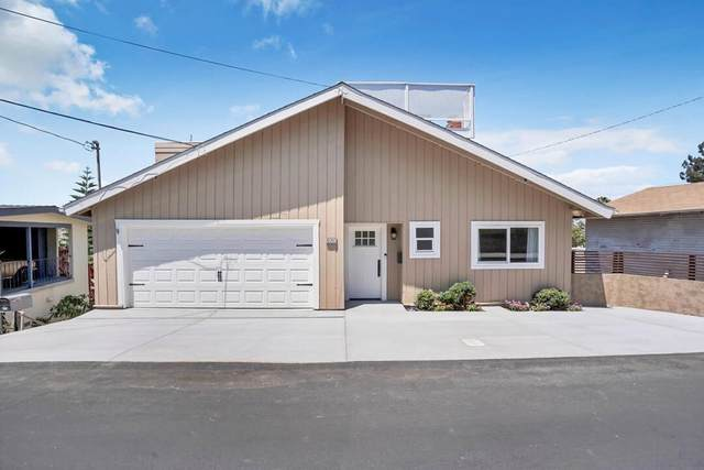 8060 Lemon Ave, La Mesa, CA 91941 (#210020737) :: Jett Real Estate Group