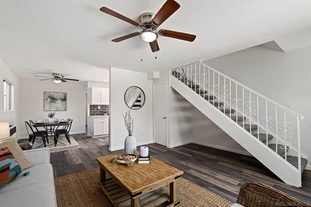 727 Toyne St, San Diego, CA 92102 (#210020740) :: Doherty Real Estate Group