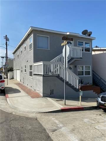 142 30th Street, Hermosa Beach, CA 90254 (#SB21161377) :: The Kohler Group