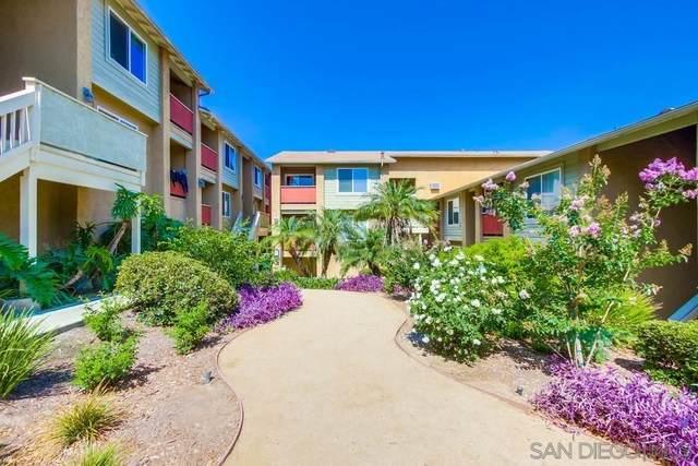 7003 Saranac St. #205, San Diego, CA 92115 (#210020744) :: Jett Real Estate Group