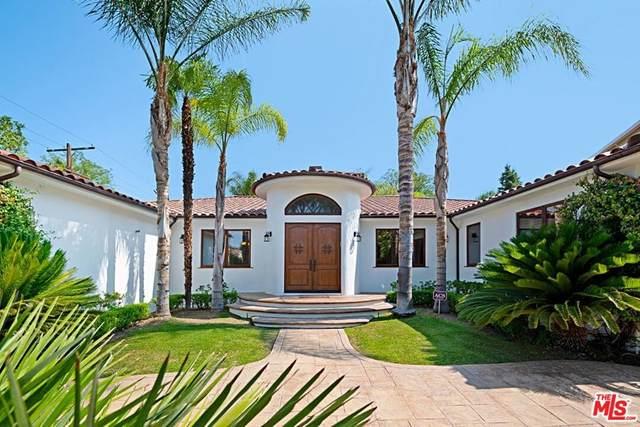 18900 Ringling Street, Tarzana, CA 91356 (#21764156) :: The Laffins Real Estate Team