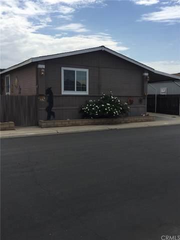8300 Cherry Avenue #43, Fontana, CA 92335 (#SW21160001) :: Jett Real Estate Group