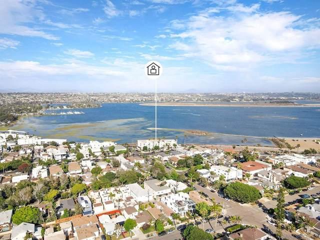 3833 Lamont Street 3A, San Diego, CA 92109 (#210020748) :: Cane Real Estate