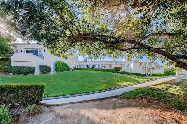3007 Via Del Cielo, Fallbrook, CA 92028 (#210020751) :: Cane Real Estate