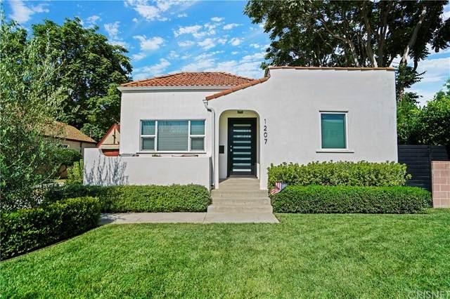 1207 Reynolds Drive, Glendale, CA 91205 (#SR21160314) :: Robyn Icenhower & Associates