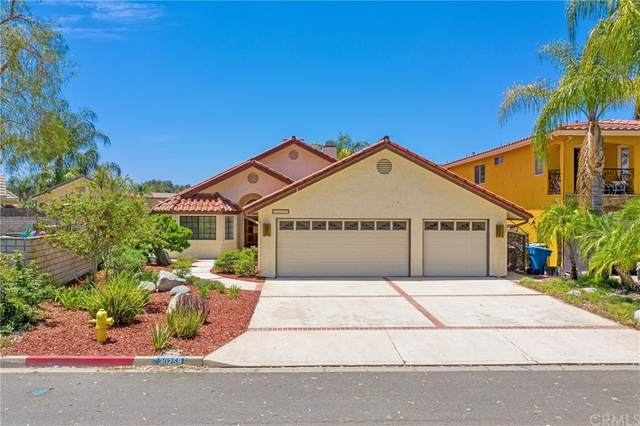 30259 Yellow Feather Drive, Canyon Lake, CA 92587 (#SW21158964) :: The Marelly Group   Sentry Residential
