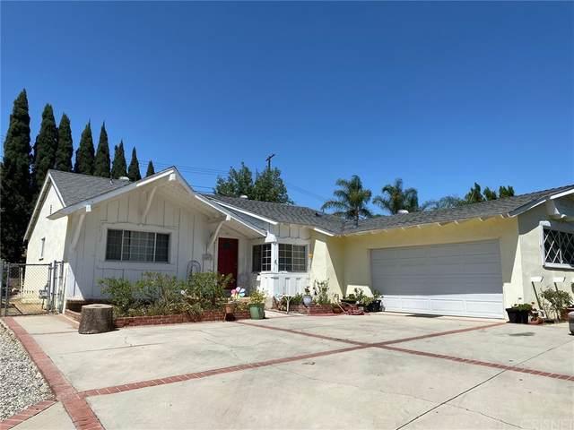 14931 Nora Place, Sylmar, CA 91342 (#SR21160353) :: Mark Nazzal Real Estate Group