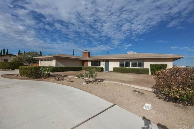 15156 Kinai Road, Apple Valley, CA 92307 (#CV21161132) :: Jett Real Estate Group