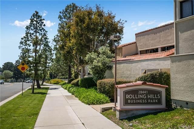 28441 Highridge Road #220, Rolling Hills Estates, CA 90274 (#PV21161426) :: Go Gabby