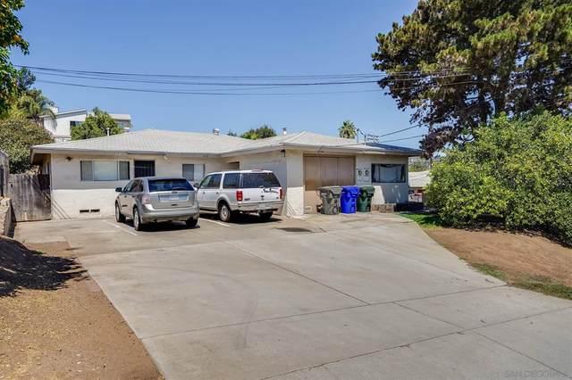 3606 08 S Bonita St., Spring Valley, CA 91977 (#210020757) :: Doherty Real Estate Group