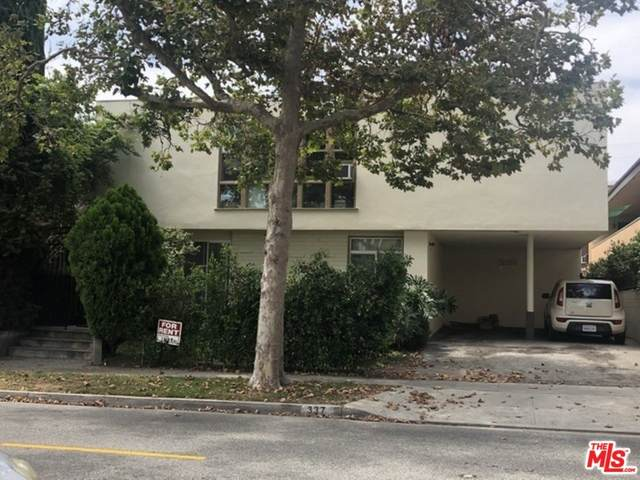 337 S Rexford Drive, Beverly Hills, CA 90212 (#21764392) :: The Miller Group