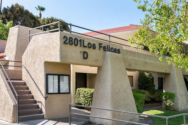 2801 Los Felices Circle E #210, Palm Springs, CA 92262 (#219065237PS) :: Cochren Realty Team | KW the Lakes