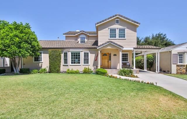 528 Dobbins Drive, San Gabriel, CA 91775 (#CV21140943) :: Robyn Icenhower & Associates