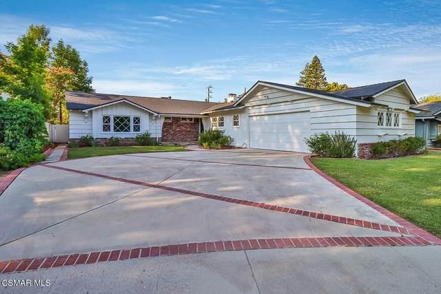 23651 Miranda Street, Woodland Hills, CA 91367 (#221004035) :: Mark Nazzal Real Estate Group