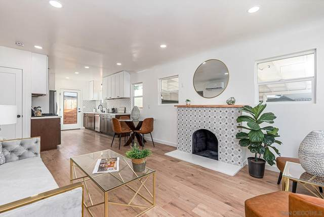 4167 Dwight St, San Diego, CA 92105 (#210020761) :: Cane Real Estate