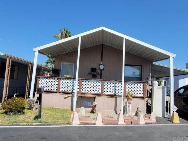 3667 W Valley Blvd #158, Pomona, CA 91768 (#CV21159736) :: RE/MAX Masters
