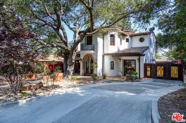 460 E Grandview Avenue, Sierra Madre, CA 91024 (#21764268) :: Robyn Icenhower & Associates