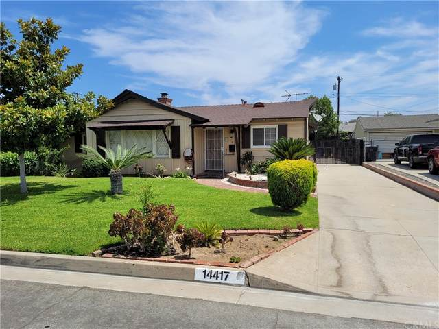14417 Allegan Street, Whittier, CA 90604 (#PW21161286) :: Latrice Deluna Homes