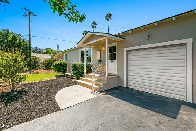 96 E Short Street, Oak View, CA 93022 (#V1-7310) :: The Marelly Group   Sentry Residential