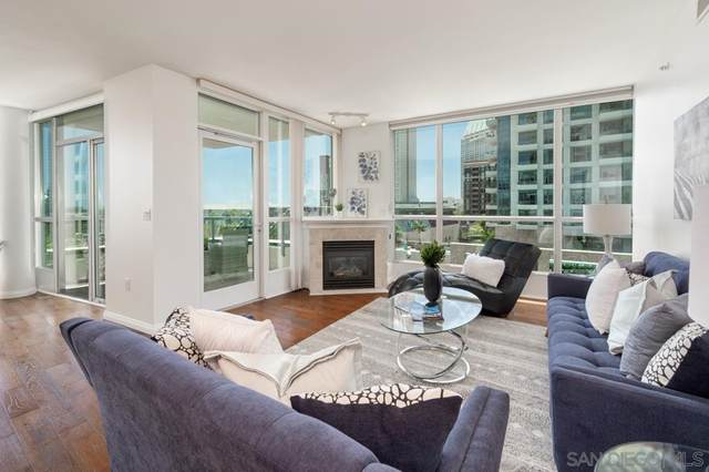 555 Front St. #504, San Diego, CA 92101 (#210020770) :: Realty ONE Group Empire