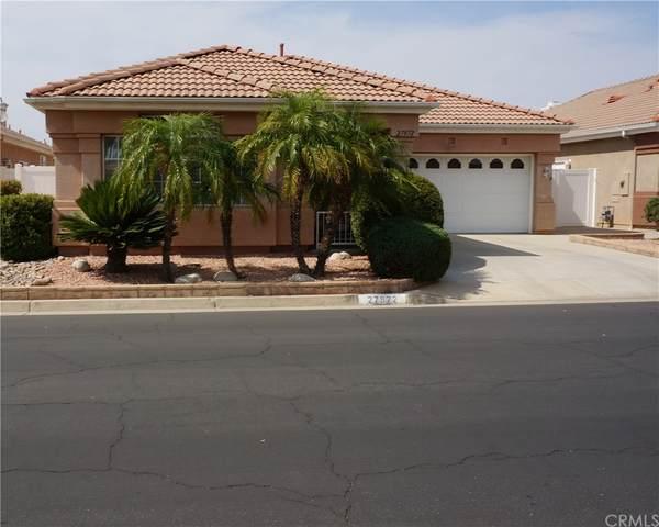 27872 Ruggie Road, Menifee, CA 92585 (#SW21161267) :: The Laffins Real Estate Team