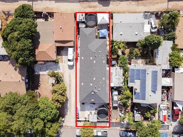 828 30 Quail St, San Diego, CA 92102 (#210020768) :: Cane Real Estate