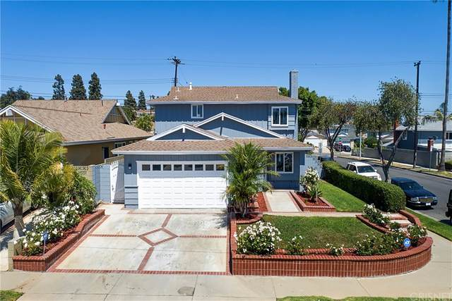 19216 Hillford Avenue, Carson, CA 90746 (#SR21161055) :: Eight Luxe Homes