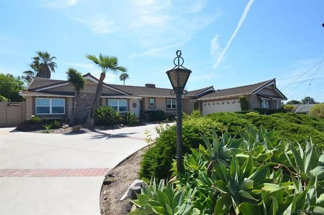 4245 Eastridge Dr., La Mesa, CA 91941 (#210020776) :: Jett Real Estate Group