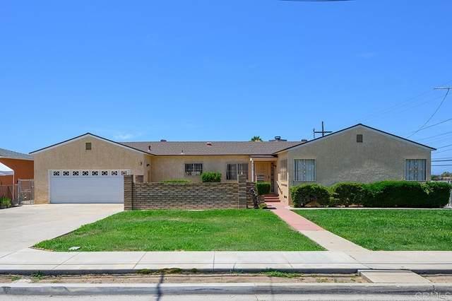 410 Harbison Avenue, National City, CA 91950 (#NDP2108586) :: Cane Real Estate