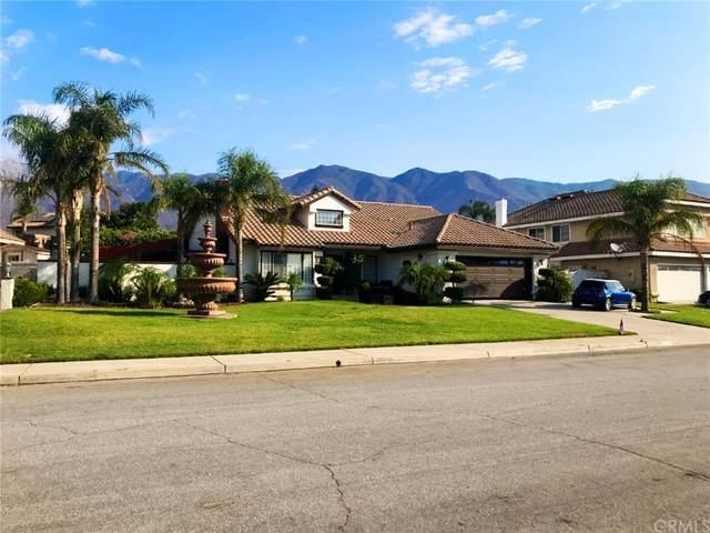 13932 Annandale Lane, Rancho Cucamonga, CA 91739 (#CV21161465) :: Jett Real Estate Group