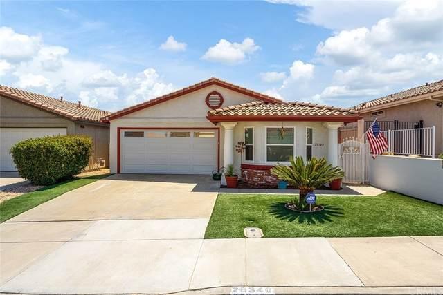 28340 Calle Lustrosos, Menifee, CA 92585 (#SW21160621) :: The Laffins Real Estate Team