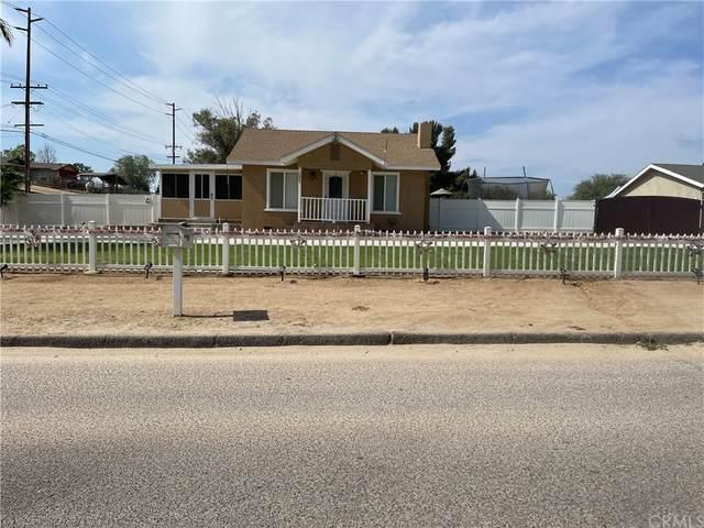 1087 1st Street, Norco, CA 92860 (#IG21161525) :: Latrice Deluna Homes