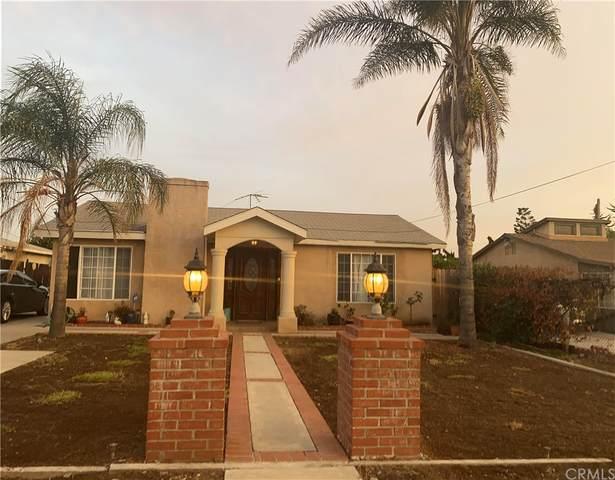 1212 E Juanita Avenue, Glendora, CA 91740 (#CV21161505) :: Jett Real Estate Group
