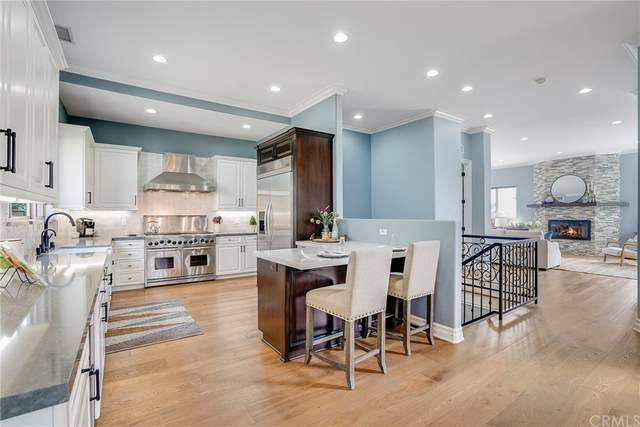 414 Ocean View Avenue, Hermosa Beach, CA 90254 (#SB21161470) :: The Marelly Group   Sentry Residential