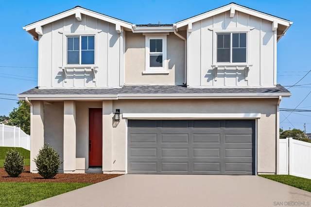 5273 La Paz Dr, San Diego, CA 92114 (#210020779) :: Cane Real Estate