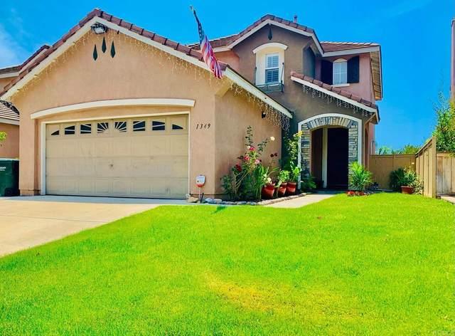 1349 Avenida Pantera, San Marcos, CA 92069 (#NDP2108589) :: The Kohler Group