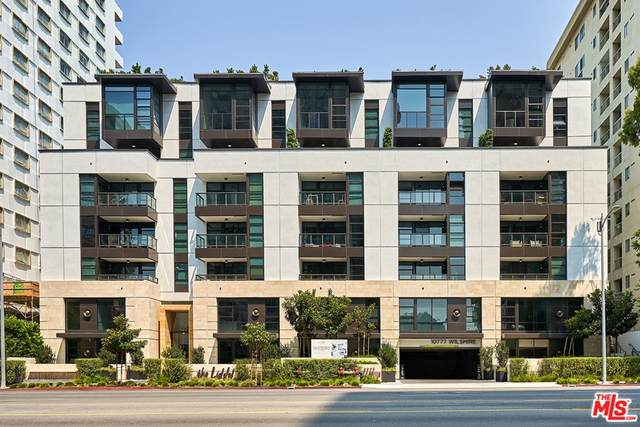 10777 Wilshire Boulevard #305, Los Angeles (City), CA 90024 (#21764462) :: The Miller Group
