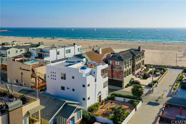 20 4th Street, Hermosa Beach, CA 90254 (#SB21149373) :: The Kohler Group