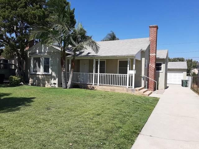1314 N Avon Street, Burbank, CA 91505 (#BB21161538) :: Eight Luxe Homes