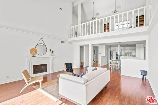 18324 Clark Street #316, Tarzana, CA 91356 (#21764458) :: The Laffins Real Estate Team