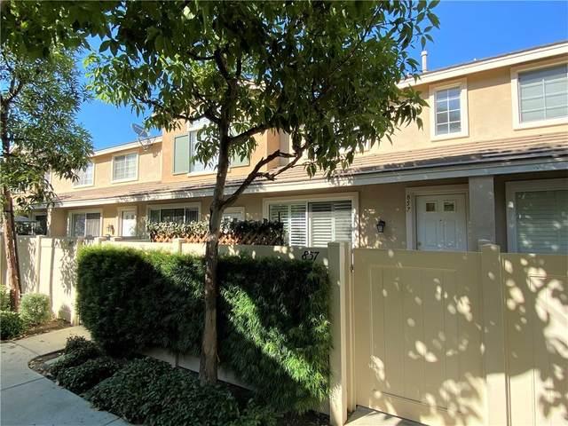 857 S Pagossa Way, Anaheim Hills, CA 92808 (#IG21161519) :: Zutila, Inc.