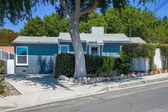 4647 Moore Street, La Crescenta, CA 91214 (MLS #AR21147587) :: CARLILE Realty & Lending